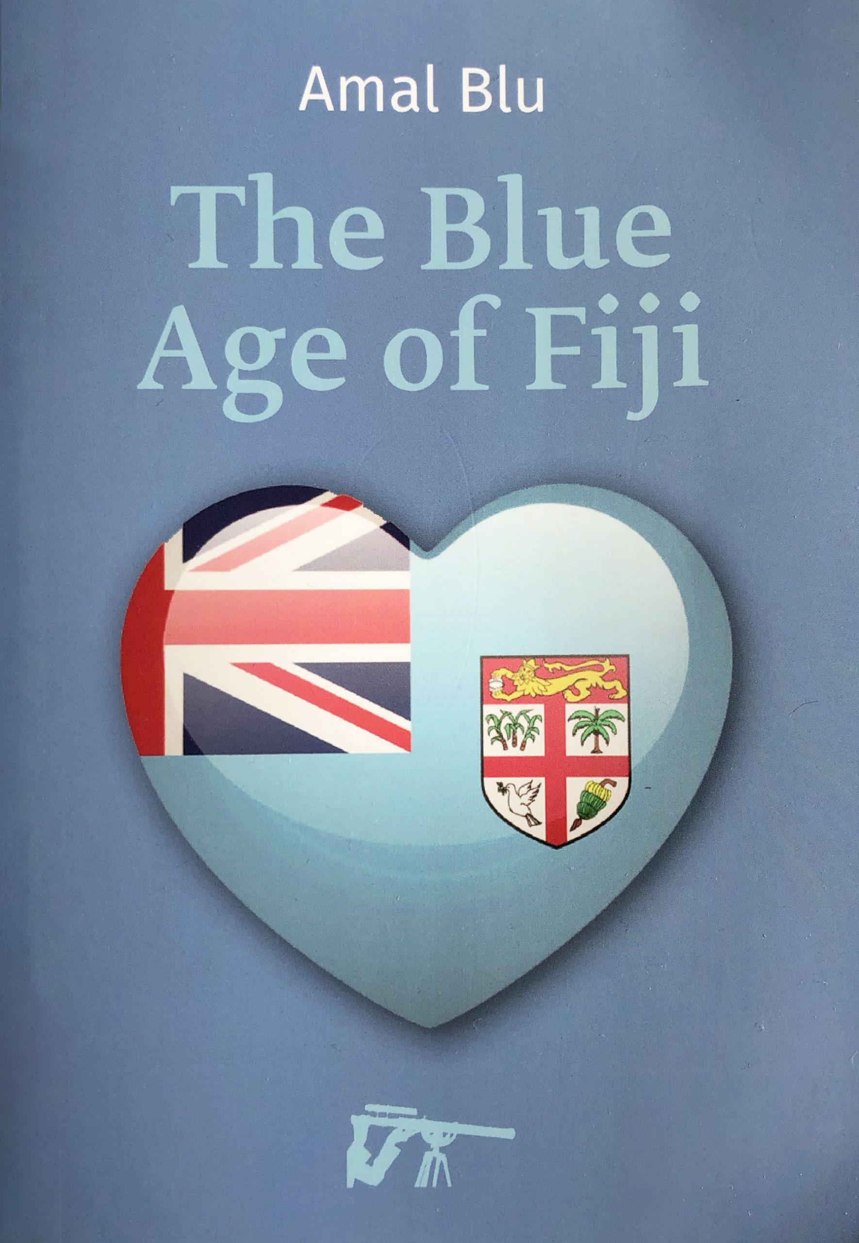 Das cover des Buches The Blue Age of Fiji | Bücher