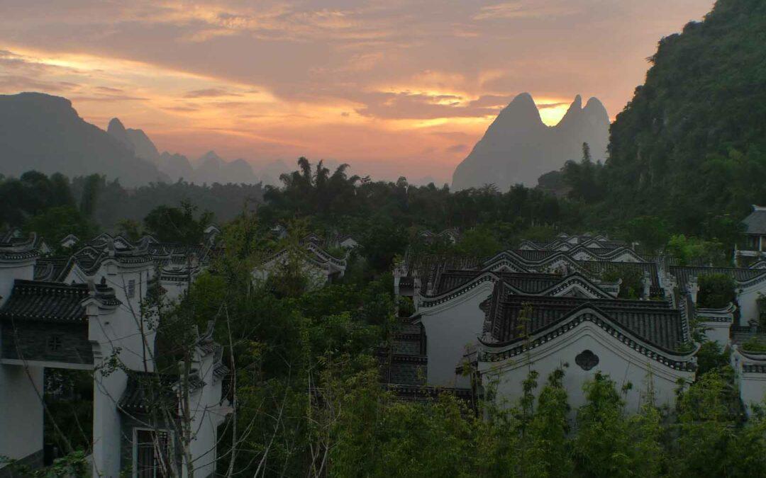 Guilin, Yangshuo  und Xian